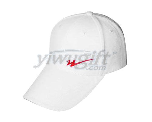 Advertising cap, picture