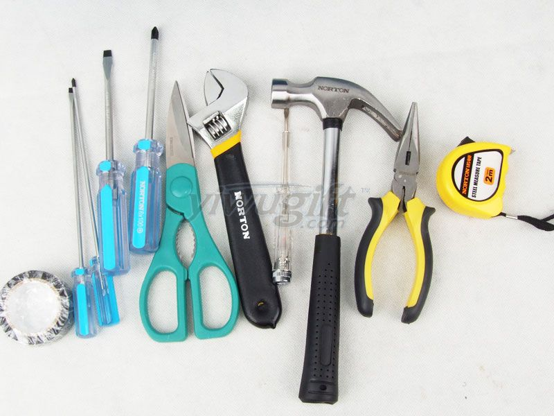 12 Home Maintenance Set